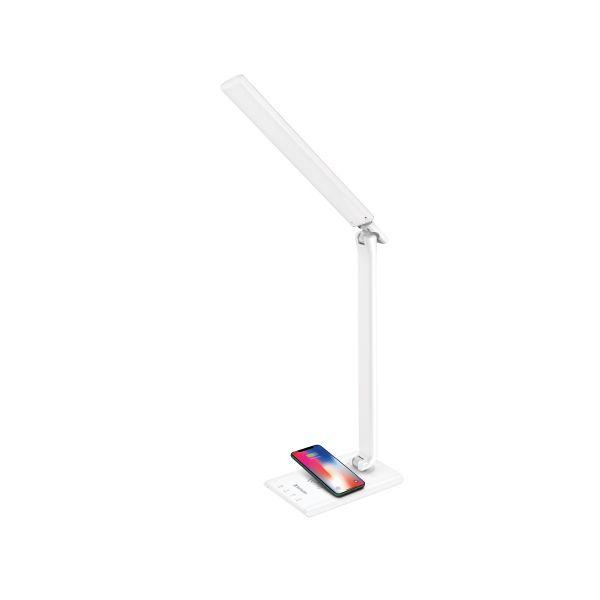 Verbatim LED檯燈連無線充電功能
