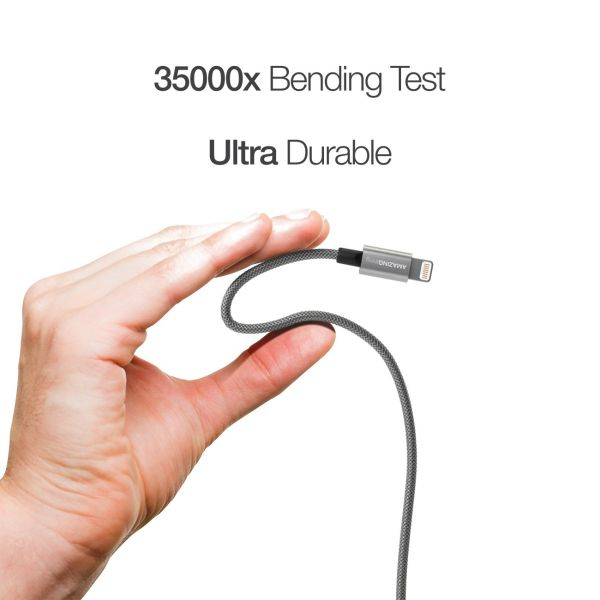 AMAZINGthing SUPREME LINK Power Max Lightning to USB-C MFi PD快充傳輸線